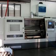 Soustruh SP 35 CNC