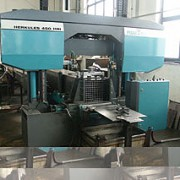 HERKULES 450 saw conventional material division