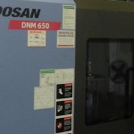 Vertical Machining Center Doosan DNM 650