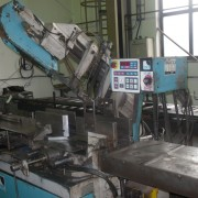 IMET BS 340 saw conventional material division